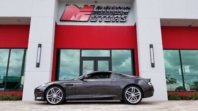 2016 Aston Martin DB9  2016 ASTON MARTIN DB9 GT - 1 OWNER - ONLY 9,000 MILES - WARRANTY