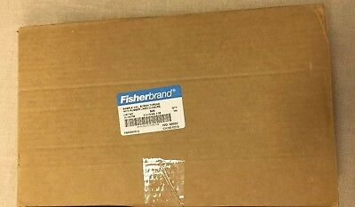 Box 144 Fisherbrand Sample Vial , screw thread,  rubber lined closure, 4 DR