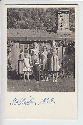Princess & Prince of Sweden – signed & handwritten by Pss Sybille of Sweden RARE