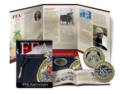 FFA 85th Anniversary Commemorative Challenge Coin Collection