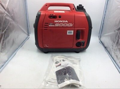 Honda EU2000i Inverter Portable 3.5HP 2000 Watt Generator (S21017065)