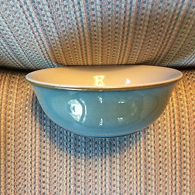 """Regency"" -- By Denby -- Cereal Bowl -- Made In England -- 7 Avail....."