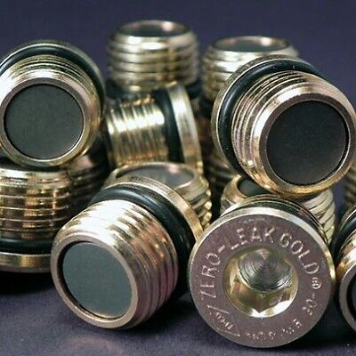 Gold Plug Magnetic Sump Drain Plug & O Ring. M16X1.5  You Will Receive 1 plug.
