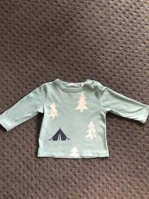 Country Road Baby Boys Top Size 00