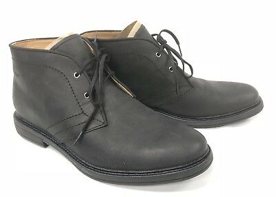 f297f1bb2d4 UGG AUSTRALIA DAGMANN Leather Mens Shoes Chukka Lace Up Ankle Boot 1018684  sz 10