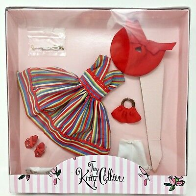 "Tiny Kitty Collier ""FIESTA KITTY"" Tonner OUTFIT for 10"" Doll #KT8306 - NRFB"