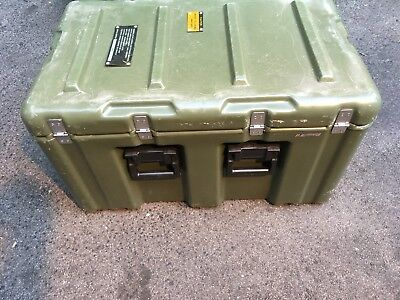 """HARDIGG/PELICAN  Hinged Case Medical Chest 32x20x18"""" Pressure Relief"""
