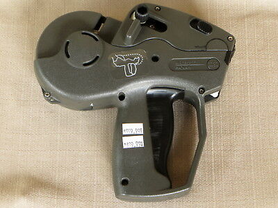 Monarch PAXAR 1131 Label Price Tag Gun Single Line - Tested and Works Good