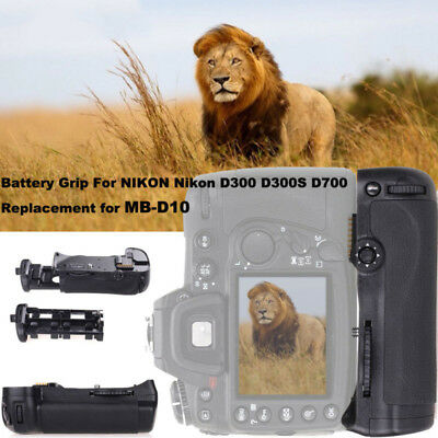 For Nikon D300/D300S/D700 Camera Battery Grip Pack Holder Replacements as MB-D10
