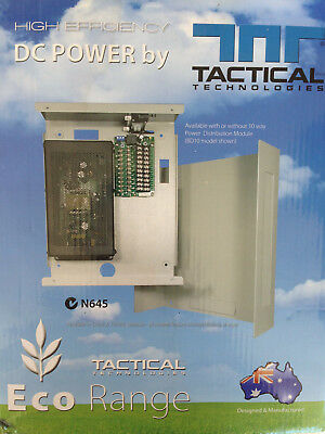 Tactical Technologies TPS13-2.5DC-B: 13.5VDC 2.5A Power Supply