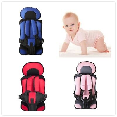 Infants Baby Safety Car Seat Toddler Kids Chair Convertible Booster Portable