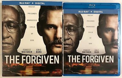 The Forgiven Blu Ray + Slipcover Sleeve Free World Wide Shipping Buy It Now