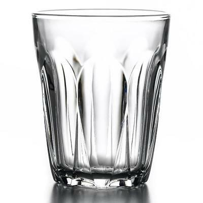 BULK 72 x Duralex Provence 250ml 8.75oz Glass Toughened Restaurant Catering