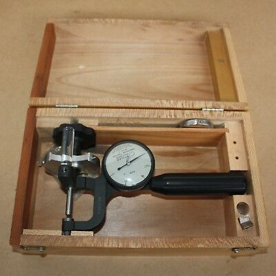 AMES Precison Portable Hardness Tester Model S Diamond Indenter 1""