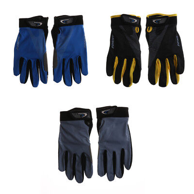 Outdoor Cycling Gloves Breathable Riding Gloves Anti-slip Working Gloves SAU.