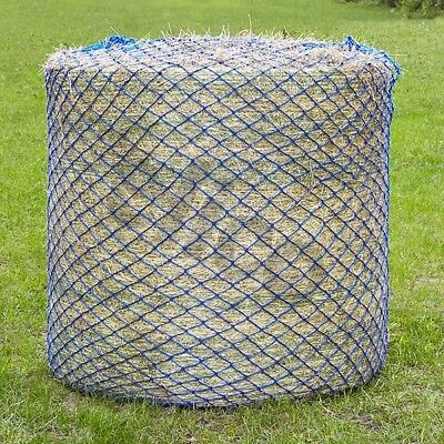ROUND BALE HAYLAGE HAY NET SLOW FEEDER SMALL HOLE 2M x1.5M