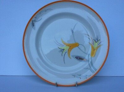 Hand Painted Grays Pottery Plate Susie Cooper ?