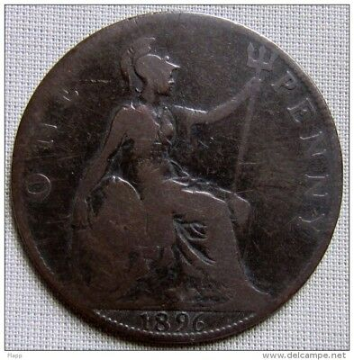 Great Britain 1896 - One Penny