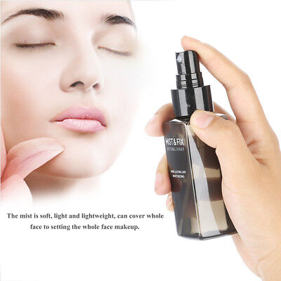 MENOW 75ml Long Lasting Makeup Setting Spray Foundation Fixer Matte Natural HL
