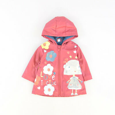 Impermeable color Granate marca Tuc Tuc 12 Meses
