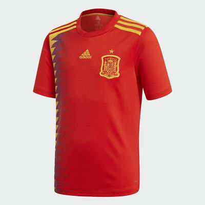 Spain World Cup 2018 Football Shirt (BRAND NEW WITH TAGS) Customise Name and No.