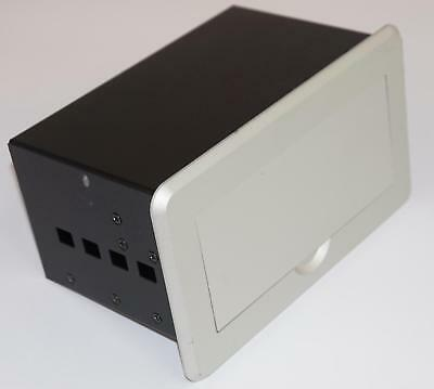 STARTECH CONFERENCE TABLE Connectivity Box HDMI VGA Mini - Conference table box for av connectivity