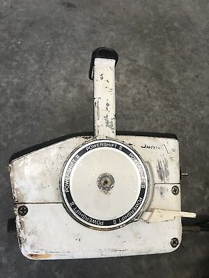 Johnson /evinrude outboard Part forward control/remote/ cables 14 Ft