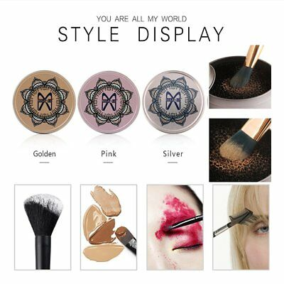 Cosmetic Brush Color Easily Removal Cleaner Sponge Makeup Brush Cleaning Tool FS