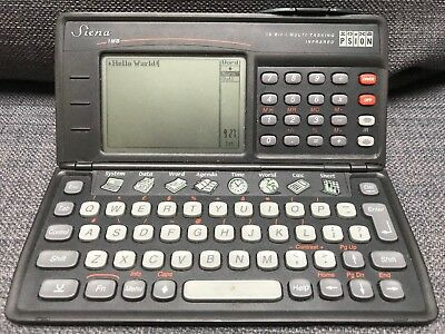 Psion Siena 1MB| Good Condition | Working with box & user guide