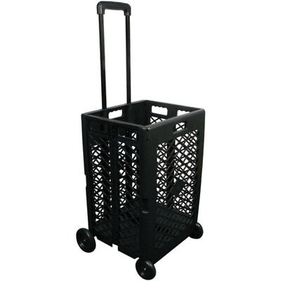 Olympia Tools Pack-N-Roll Mesh Rolling Utility Cart, Folding Portable, Durable