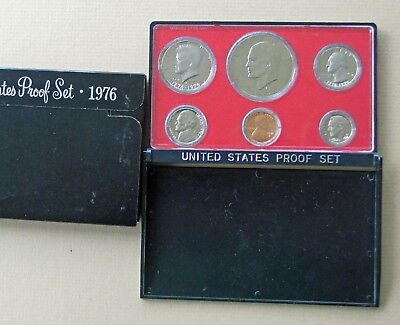 1976 US Proof Set - Low COMBINED Shipping - No Reserve