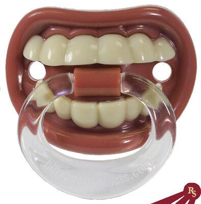 BILLY BOB PACIFIER - Thump Sucker - INFANT ACCESSORY
