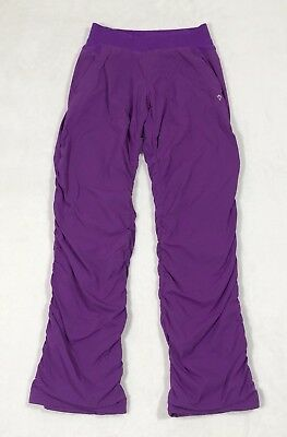 IVIVVA GIRLS Live To Move Pant  PURPLE LINED SZ. 14