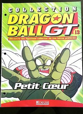 Collection Dragon Ball GT n°13 - Editions Atlas - Petit Coeur -