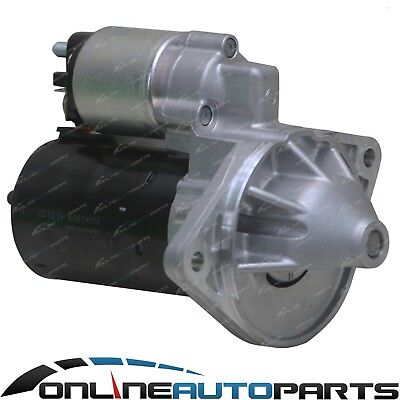 New Starter Motor Ford Territory TS TX 6cyl 4.0L 2004on incl Turbo Models
