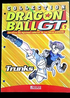 Collection Dragon Ball GT n°7 - Editions Atlas -  -