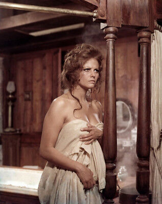 Once Upon a Time in the West UNSIGNED photograph - M559 - Claudia Cardinale