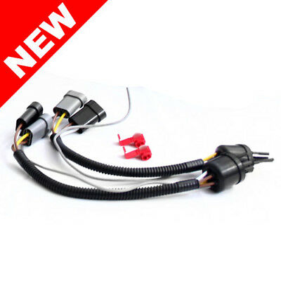 X2 Plug & Play Wiring Adapters For Bmw E36 3-Series Euro Headlights