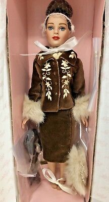 "Tiny Kitty Collier ""COCOA TRUFFLE"" 10 inch Doll BRUNETTE Tonner #KT1406 - MIB"