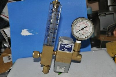 Welding Flow meter with USG Gage