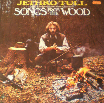 Jethro Tull - Songs From The Wood - De 76