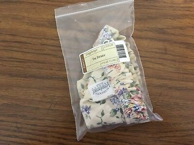 Longaberger Small Berry Spring Floral Liner - New