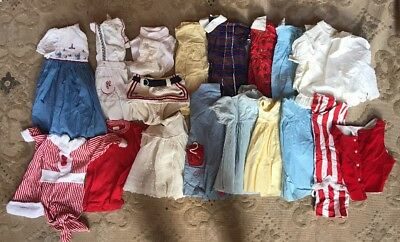 Huge Lot of Vintage Children's Clothing From The 1930's-1960's