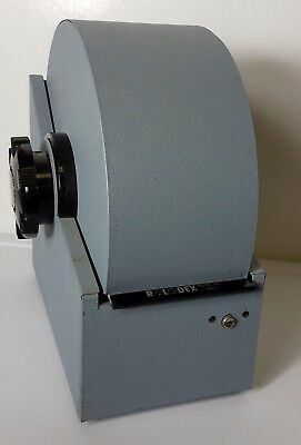 Vintage Zephyr American Metal Rolodex Model 2400-S With Cards