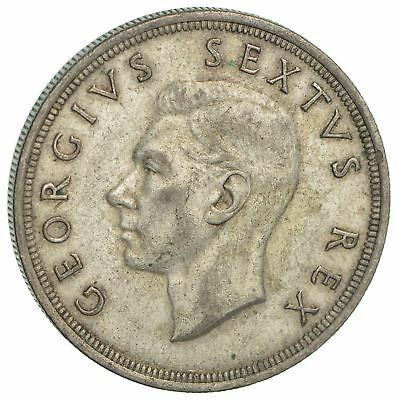 1952 South Africa 5 Shillings *498