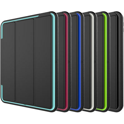 Heavy Shockproof Hybrid 360 Stand Rugged Case For iPad 6th Generation 9.7 2018