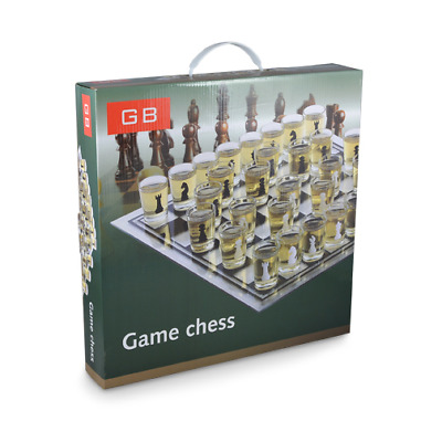 Drinking Game Chess 35x35