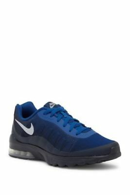 dd23f324ea NIKE AIR MAX Invigor Print, Blue/Wolf Gray Shoes (749688-404) Size ...