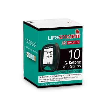 LifeSmart Ketone 10 Test Strips