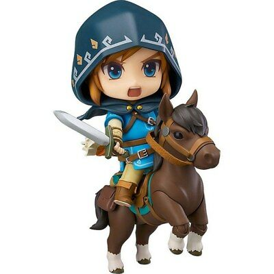 Good Smile The Legend of Zelda:Breath of the Wild:Link(Deluxe Version)Nendoroid